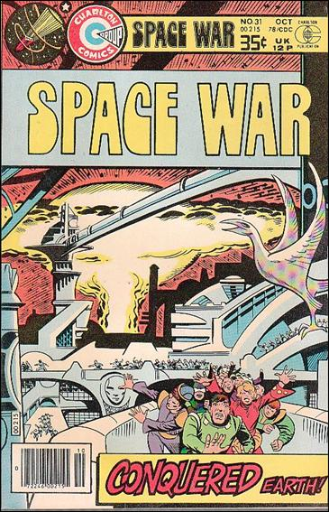 Space War 31-A by Charlton