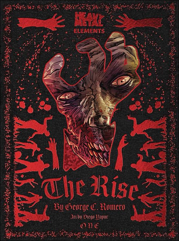 Rise (2021) 1-A by Heavy Metal