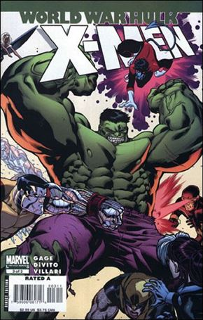 World War Hulk: X-Men 3-A