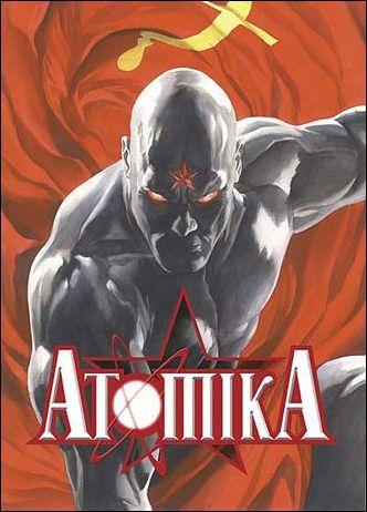 Atomika 1-A by Mercury Comics