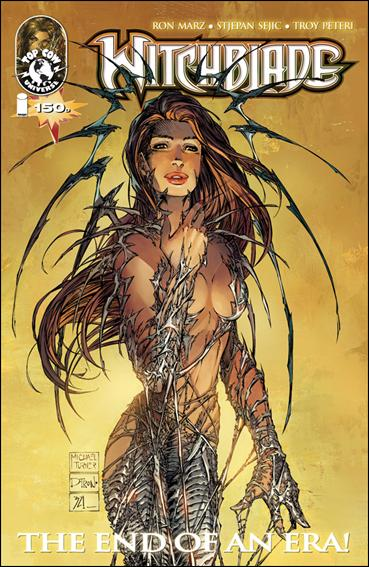 Witchblade 150-D by Top Cow