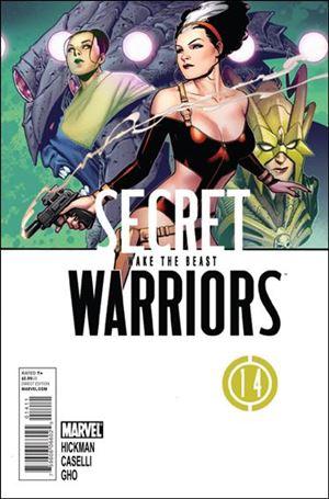 Secret Warriors 14-A