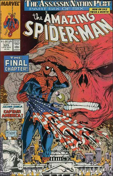 Amazing Spider-Man (1963) 325-A by Marvel