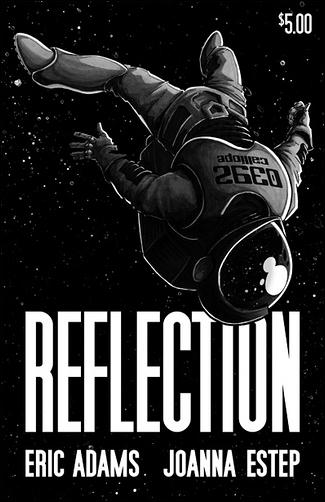 Reflection nn-A by Eric Adams and Joanna Estep