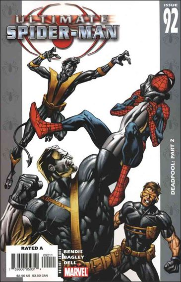 Ultimate Spider-Man (2000) 92-A by Marvel