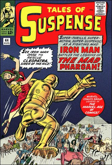 Tales of Suspense (1959) 44-A by Marvel