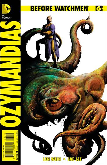 Before Watchmen: Ozymandias 6-A by DC