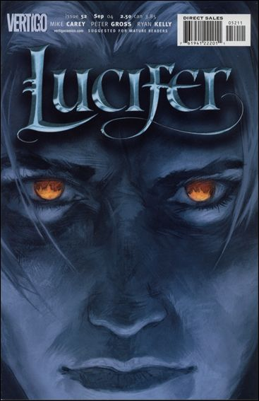Lucifer (2000) 52-A by Vertigo