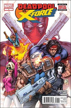 Deadpool vs X-Force 1-A