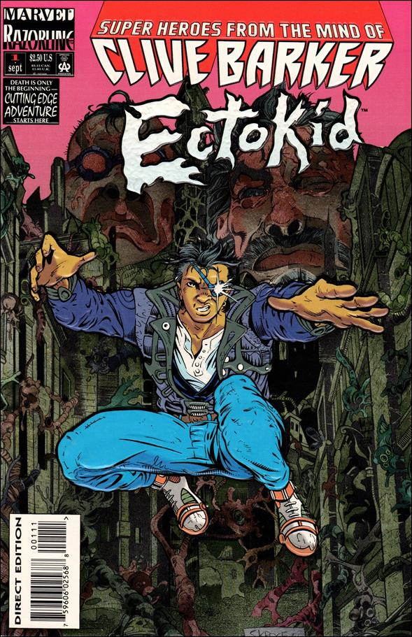 Ectokid 1-A by Marvel