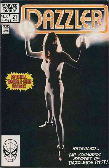 Dazzler (1981) 21-A by Marvel