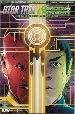 Star Trek/Green Lantern (2016) 5-A