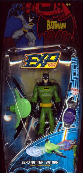 Batman EXP  Zero Matter Batman by Mattel