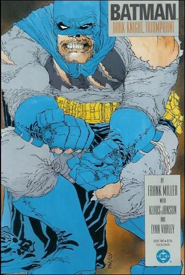 Batman: The Dark Knight Returns 2-B by DC