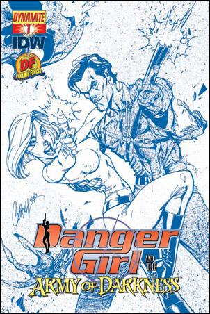 Danger Girl and the Army of Darkness 1-G by Dynamite Entertainment