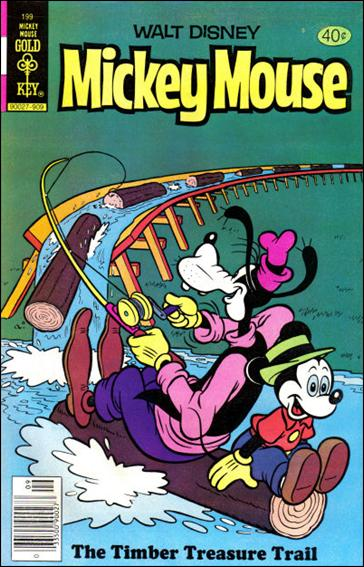 Mickey Mouse 199-A by Dell