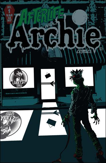 Afterlife with Archie 1-FF by Archie