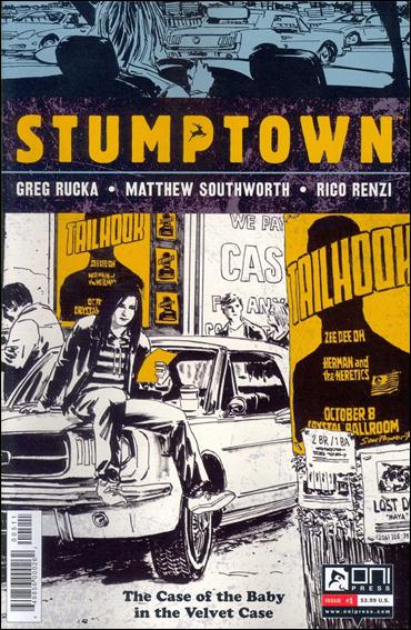 Stumptown (2012) 1-A by Oni Press
