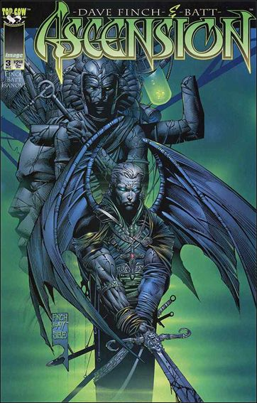 Ascension 3-A by Top Cow