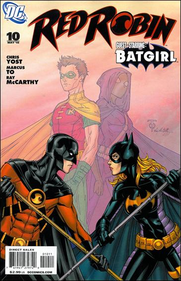 Red Robin 10-A by DC