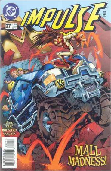 Impulse (1995) 27-A by DC