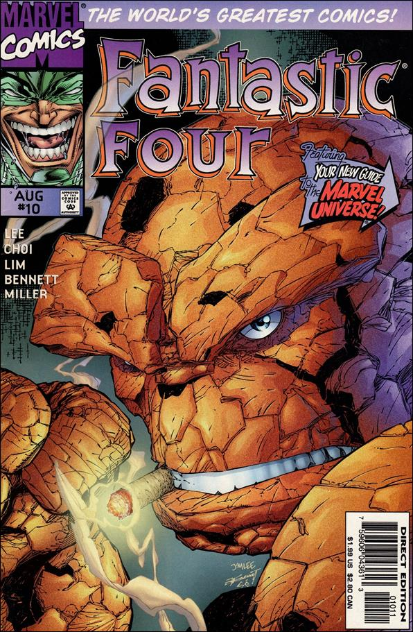 Fantastic Four (1996) 10-A by Marvel