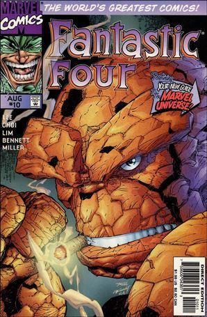 Fantastic Four (1996) 10-A