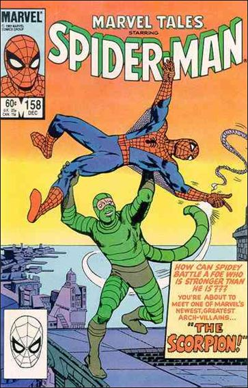 Marvel Tales (1966) 158-A by Marvel