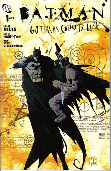 Batman: Gotham County Line 1-A by DC