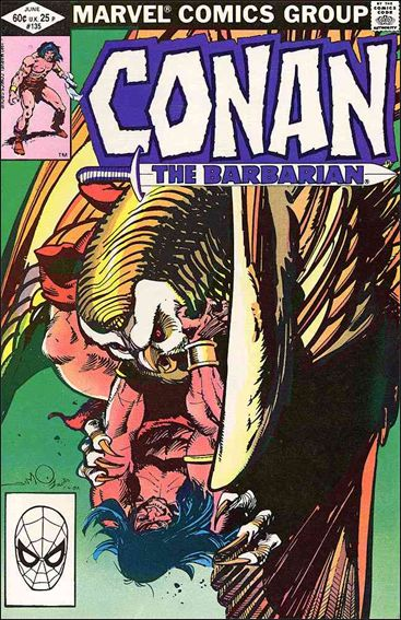 Conan the Barbarian (1970) 135-A by Marvel