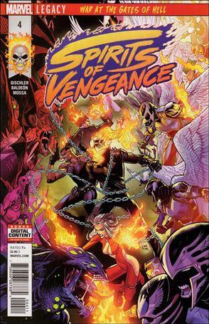 Spirits of Vengeance 4-A