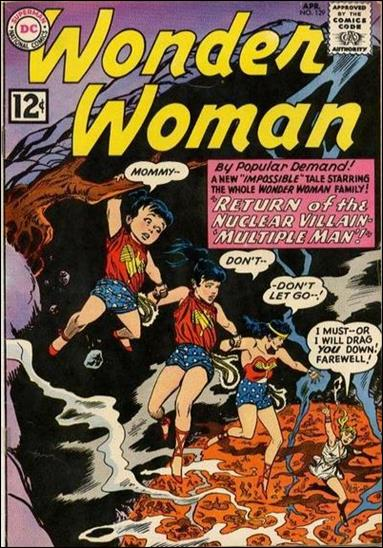 Wonder Woman (1942) 129-A by DC