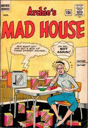 Archie's Mad House 27-A