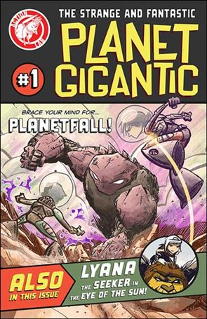 Planet Gigantic 1-A
