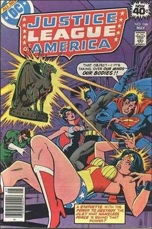 Justice League of America (1960) 166-A