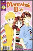 Marmalade Boy Comic 3-A