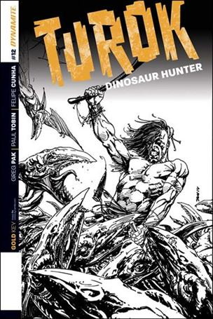 Turok: Dinosaur Hunter (2014) 12-C