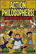 Action Philosophers 6-A by Evil Twin Comics