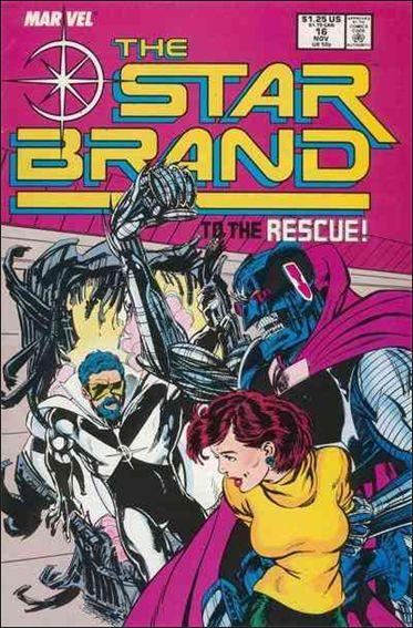 Star Brand 16-A by Marvel