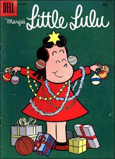 Marge's Little Lulu 90-A by Dell