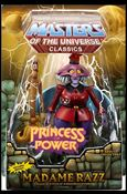 Masters of the Universe Classics Madame Razz with Broom
