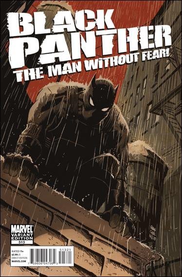 Black Panther: The Man Without Fear 513-B by Marvel