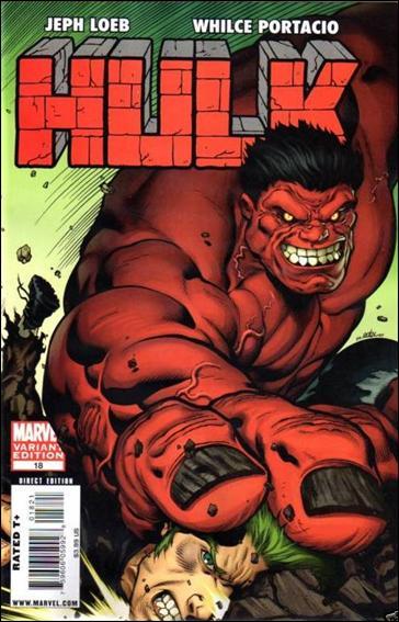 Hulk (2008)  18-C by Marvel