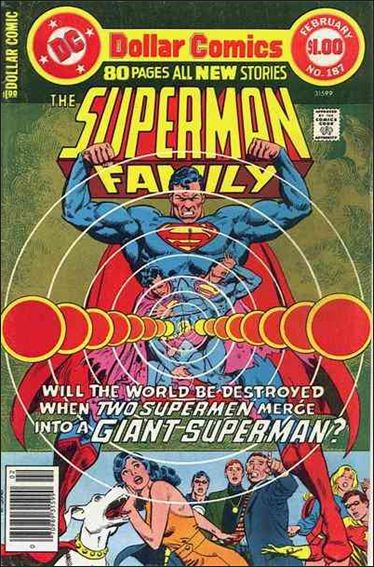 Superman Family 187-A by DC