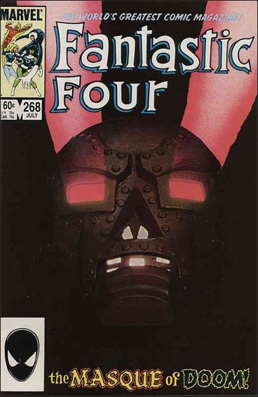 Fantastic Four (1961) 268-A by Marvel