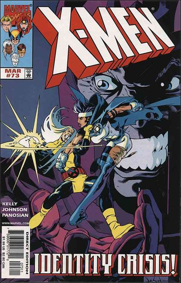 X-Men (1991) 73-A by Marvel