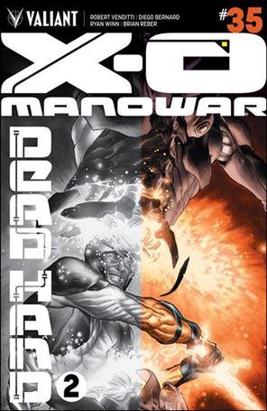 X-O Manowar (2012)  35-A