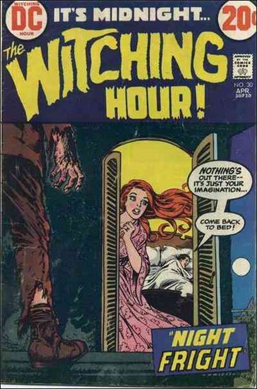 Witching Hour (1969) 30-A by DC