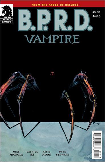B.P.R.D.: Vampire 4-A by Dark Horse