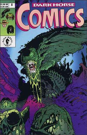 Dark Horse Comics 5-A